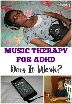 We're trying to avoid medication to treat our kids with ADHD. So the Total Home Focus Program from Integrated Listening Systems has been wonderful! See how we used music therapy for ADHD in our family! #spon
