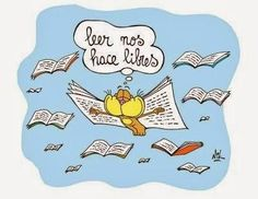 Reading makes us free I Love Books, Books To Read, Online Stories, Magic Book, Reading Quotes, I Love Reading, Inspirational Books, Learning Spanish, No One Loves Me