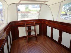 Backdecker Sedina | Restaurierung, Verkauf und Refit klassischer Boote | Bootsmanufaktur GmbH