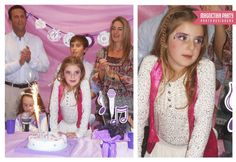 Violetta / Magnetika party + Propuestas Creativas Birthday Party Ideas | Photo 1 of 26 | Catch My Party