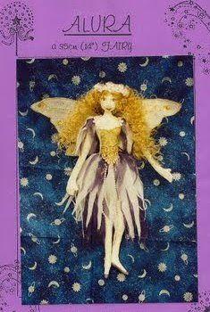 Free Fairy Pattern Alura