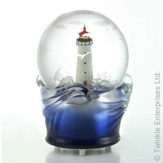 I love this musical water globe. This company makes many beautiful ones.