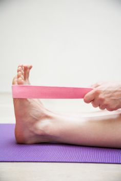 Foot and Ankle Stretches