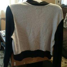 Short sweater Short zip up sweater Marilyn Monroe Sweaters