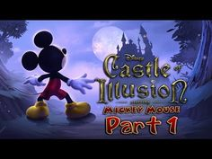 Castle of Illusion [Part 1 - Enchanted Forest] - YouTube