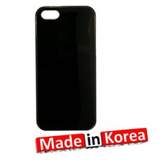 Reiko Manicure Jelly Case for IPHONE 5 BLACK MADE IN KOREA Jelly Case, Protective Cases, Manicure, Korea, Iphone Cases, How To Apply, Pearl, Luxury, Modern