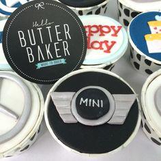 Mini Cooper logo cupcakes Cake Designs, Cupcakes, Logo, Mini, Backgrounds, Cupcake Cakes, Logos, Cup Cakes, Muffin