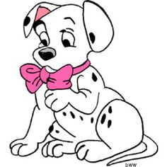 Risultato immagine per disney dalmations Disney Dogs, Baby Disney, Disney Art, 101 Dalmatians Characters, 101 Dalmations, Farm Animal Coloring Pages, Christmas Yard Art, Clip Art Pictures, Baby Painting