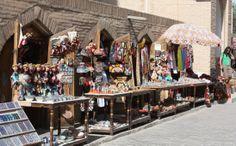 Street Market, #Khiva, #Uzbelkistan
