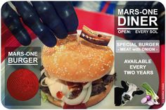 Burger Meat, Mars, Hamburger, Onion, Ethnic Recipes, Food, Meal, March, Hamburgers