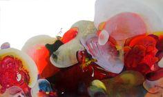 "Saatchi Online Artist: Gulten Imamoglu; Acrylic, Painting ""Güzhasadı"""