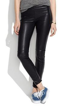 Vegan leather pants and more!