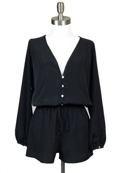 """Just ordered this pretty little number """"Play the Field Romper"""" hope it's as cute in person as the picture is :)"""