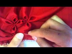 How To Do Smocking (one of the most beautiful designs) By Rose