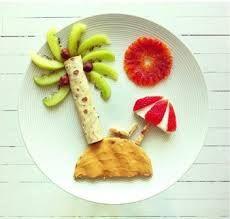 Résultats de recherche d'images pour «decoration table de fruits»