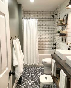 small bathroom Choosing bathroom flooring is far different from choosing flooring in other parts of the house - May 11 2019 at Bathroom Renos, Basement Bathroom, Bathroom Flooring, Bathroom Ideas, Bathroom Cabinets, Bathroom Makeovers, Master Bathroom, Kitchen Flooring, Attic Bathroom