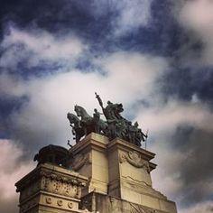 Monumento à Independência. | 10 passeios subterrâneos que vão tornar SP muito mais interessante