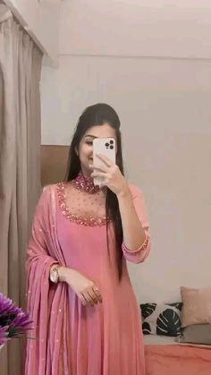Simple Kurti Designs, Kurta Designs Women, Fancy Blouse Designs, Bridal Blouse Designs, Party Wear Indian Dresses, Indian Fashion Dresses, Indian Designer Outfits, Designer Dresses, Beautiful Dress Designs