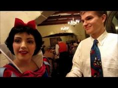 Tommy Des Brisay meets Snow White and does an impression of each dwarf... Snow White handles Tommy with such grace and kindness. If you haven't seen Tommy's other videos of meeting Disney characters, you should watch some- or all of them. He's so precious, and his heart is golden.