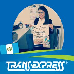 "Colaboradores TransExpress dicen:  ""#MeGustaGuatemala POR SU GASTRONOMÍA"" Carolina Herrera -Mercadeo"