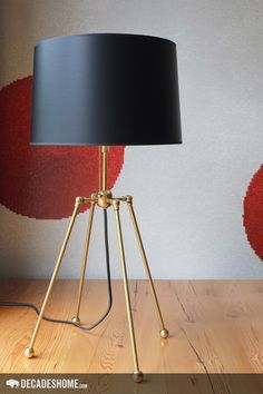 """Alto"" table lamp by roger and chris"