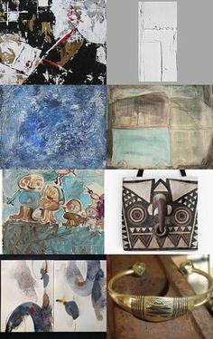 The life is art. (3)  by Kokichi Umezaki on Etsy--Pinned with TreasuryPin.com