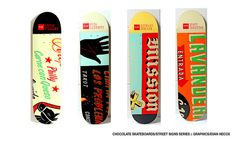 Evan Hecox Chocolate Skateboards Signs | Flickr - Photo Sharing!