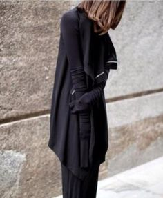 Double layer jacket by ProjectForSunday on Etsy