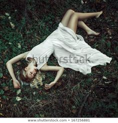 Find Fairitale Scene Woman Laying Forest stock images in HD and millions of other royalty-free stock photos, illustrations and vectors in the Shutterstock collection. Thousands of new, high-quality pictures added every day. Female Pose Reference, Pose Reference Photo, Figure Drawing Reference, Body Reference, Anatomy Reference, Art Poses, Drawing Poses, Sleeping Pose, Trouble Sleeping