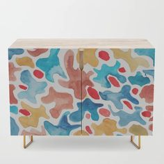 Buy 30 | Mosaic Watercolor Painting | 191015 Credenza by valourine.  | #watercolor #watercolour #abstractart #canvasart |backgrounds patterns watercolor |watercolor caligraphy |watercolor instructions |watercolor abstracts |mountain watercolor |diy abstract |artwork |abstract artists |abstract canvas |contradiction |abstract geometric |curators |monoprint |prins |arts| Abstract Canvas, Abstract Watercolor, Watercolour, Watercolor Paintings, Canvas Art, Watercolor Pattern, Caligraphy, Furniture Styles, Background Patterns