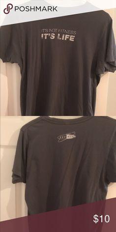 Equinox cotton t shirt Equinox cotton t shirt equinox Tops Tees - Short Sleeve