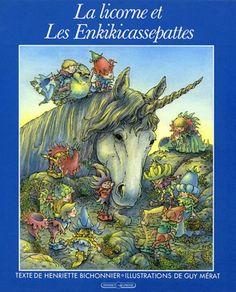 La licorne et les Enkikicassepattes
