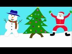 The Dancing Christmas Tree Song- brain break!
