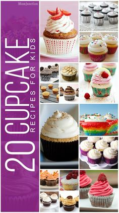 Cupcake Recipes For Kids: Have you tried making some at home already? Or maybe you are planning to surprise her on her birthday