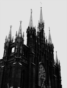 Lovely Gothic cathedral.  Mm, the windows...                                                                                                                                                                                 More