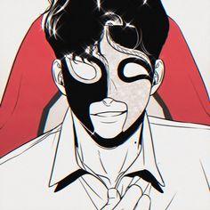 Manga Art, Manga Anime, Anime Art, Bl Comics, Manga Love, Anime Profile, Hot Anime Guys, Manhwa Manga, Fujoshi