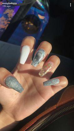 b2bf50d27591 my pins be lit sis follow ya girl  celestenikkole♡ Dope Nails