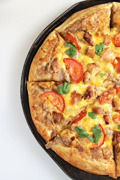 POLLO ASADO MEXICAN PIZZA RECIPE -  Combine your love of Mexican food with your love of pizza! This Pollo Asado Mexican Pizza is an easy 30 minute dinner that will have dinner on the table in no time. Like this recipe? Be sure to vote for it on the recipe page!