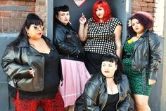 The Deadly Daisies - Photo shoot by Inner Eye Photography