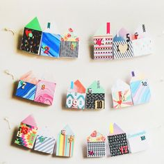 Make this adorable advent calendar with some basic papercraft supplies from your stash and fill it with you choice of festive goodies.