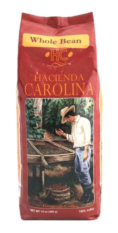 Cafe Hacienda Carolina Whole Bean ** Click on the image for additional details.