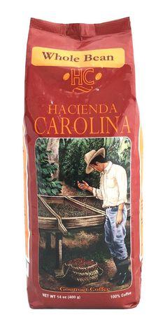 Cafe Hacienda Carolina Whole Bean ** Click on the image for additional details.