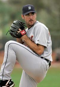 Detroit Tigers....Justin Verlander