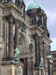 Berlin Cathedral is in Germany known as Berliner Dom, but its official name is Oberpfarr und Domkirche zu Berlin.