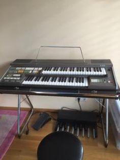 Elektrische Elka Orgel mit Hocker in Baden-Württemberg - Fellbach | Musikinstrumente und Zubehör gebraucht kaufen | eBay Kleinanzeigen