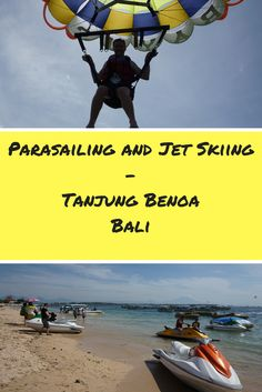 A look at great experience in Tanjung Benoa in Bali.