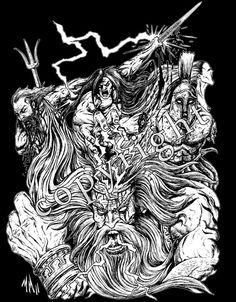 86 Mike Majewski ideas | death metal, metal art, art