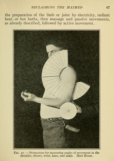 Reclaiming the maimed; a handbook of physical t...