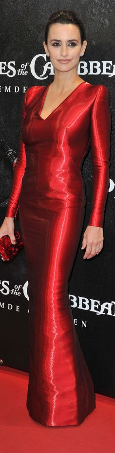 Red Carpet Fashion dress (P.C.) - dresses,gowns,fashion,glamour,red,girls,beautiful