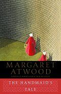 The Handmaid's Tale by Margaret Atwood: In the world of the near future, who will control women's bodies? Offred is a Handmaid in the Republic of Gilead. She may leave the home of the Commander and his wife once a day to walk to food markets whose signs are now pictures...